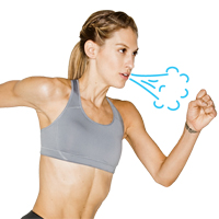 Breathing Method to help you for better exercise