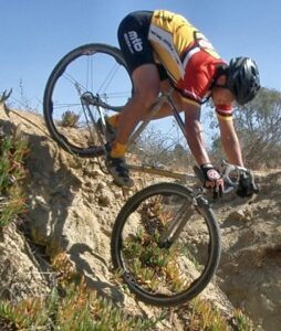 CyclocrossSteepDrop